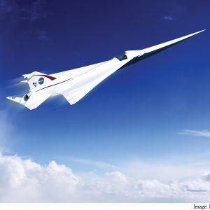 नासा ने दी कम शोर वाले सुपरसोनिक यात्री विमान को मंजूरी